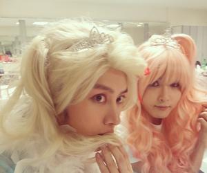 heechul, ryeowook, and super junior image