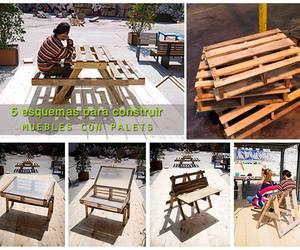 diy, furniture, and recicle image