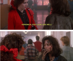 Heathers, hell, and movie image