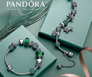 green and pandora image