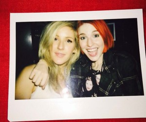 Ellie Goulding, hayley williams, and paramore image