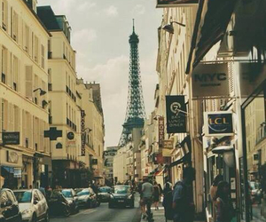beautiful, bonjour, and city image