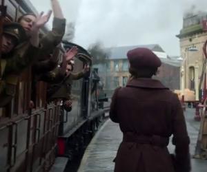 film, world war, and alicia vikander image