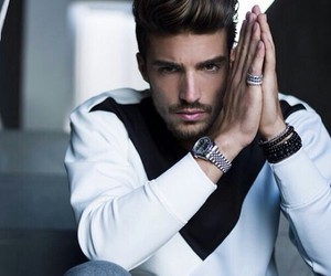 mariano di vaio, guy, and model image