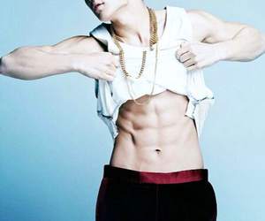 abs, bobby, and gq image