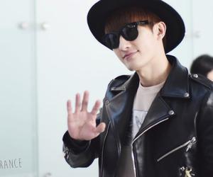 airport, Super Junior M, and ZhouMi image