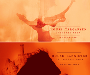 quotes, stark, and lannister image