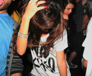 girl, party, and dance image