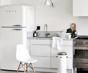 interior, kitchen, and beautiful image