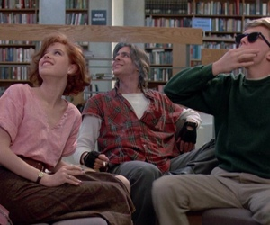 80s, The Breakfast Club, and Molly Ringwald image
