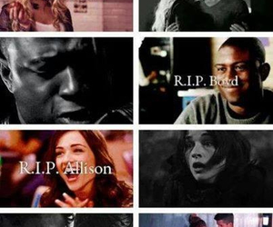 teen wolf, r.i.p, and erica image