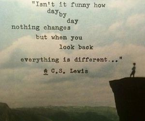 c.s. lewis, quote, and quotes image