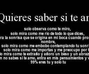 love, frases, and texto image