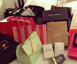 shopping, luxury, and shop image