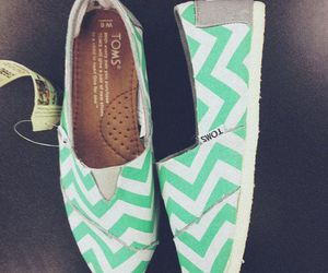 toms, mint, and shoes image