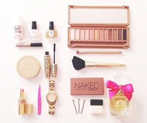 girly, fashion, and makeup image