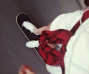 skate, street, and tumblr image