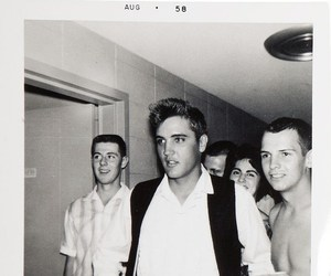 Elvis Presley, 1950's, and 50s image