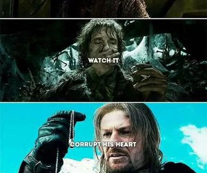 lord of the rings, the hobbit, and thorin image