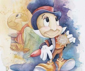 disney, pinocchio, and art image