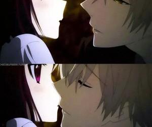 anime, kiss, and inu x boku ss image