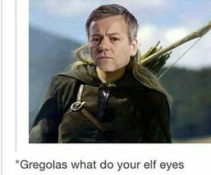 funny, LOTR, and sherlock image