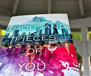 book and a thousand pieces of you image