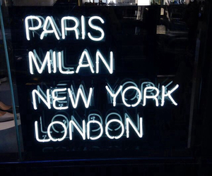 london, milan, and paris image