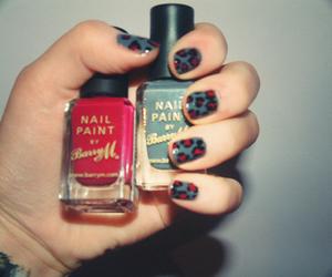 brand and nail art image
