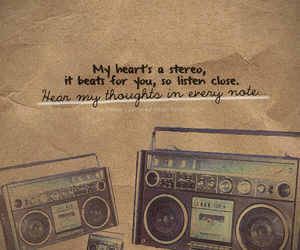 song and stereo hearts image
