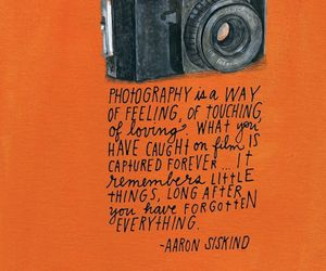 photography, quote, and camera image