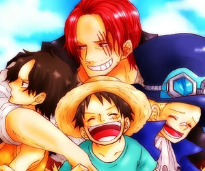 ASL, one piece, and shanks image