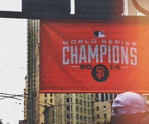 san francisco, sf giants, and sf giants victory parade image