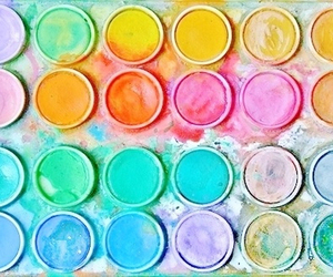 bright, colors, and palette image