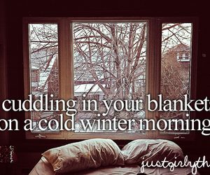 winter, girly, and cold image
