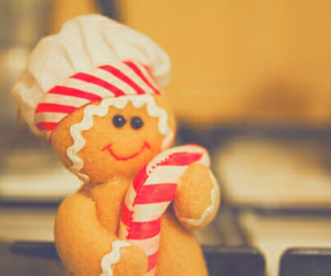 christmas, cookie, and sweet image