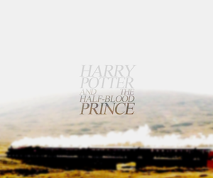 half-blood prince, harry potter, and hp6 image