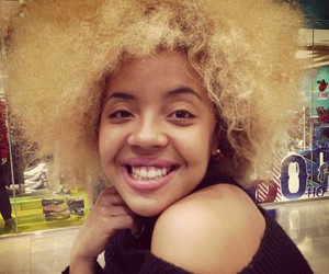 beautiful, afrotwin, and blondy image