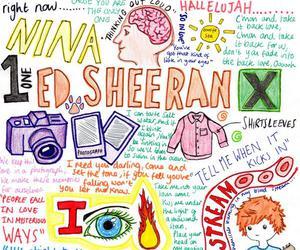 music, ed sheeran, and ed image