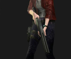 resident evil and claire redfield image