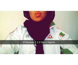 Algeria, dz, and algerian girl image