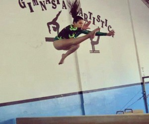buenos aires, jump, and leotard image