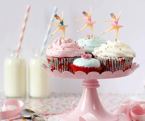 Cookies, cupcakes, and vintage image