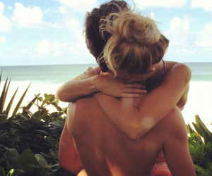 best friends, blonde, and girlfriend image