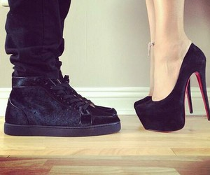 passion, shoes, and love image