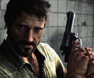Joel and the last of us image