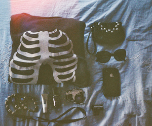 clothes, vintage, and black image