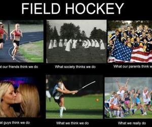field hockey, fockey, and what ... thinks we do image