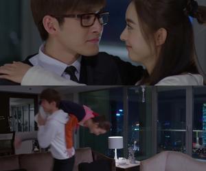 drama, romance, and zhanghan image