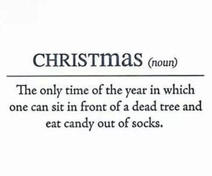 christmas, funny, and candy image